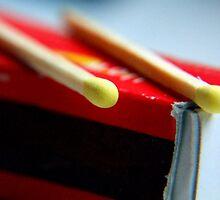Drum Sticks by Paul Revans
