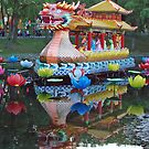 Chinese Dragon Boat by redford