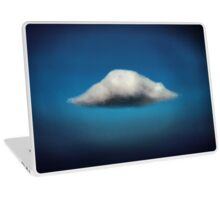 Lone Cloud Laptop Skin