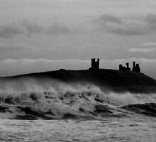 Castle Waves by fenster