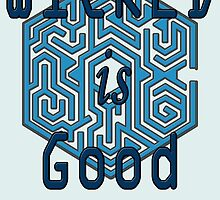 Wicked Is Good - The Maze Runner by peetamark