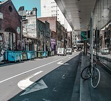 Arrows and Buildings by Matthew Helson