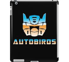 Autobirds iPad Case/Skin