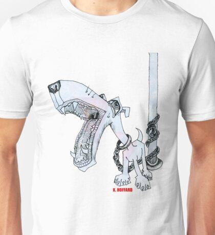 Leashed Unisex T-Shirt
