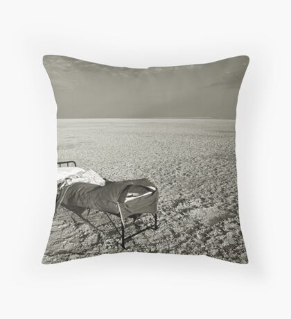 Botswana Bedtime Throw Pillow