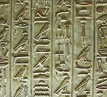 Hieroglyphs 2 by PearlyPics