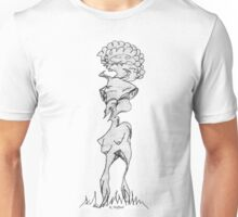 Alien Blow Up Doll  Unisex T-Shirt