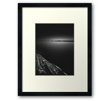 Despair Framed Print