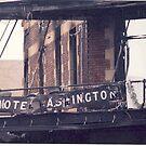 Hotel Wash... R.I.P. by AuntieJ