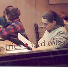 Coffee Shop Surveillance by AuntieJ