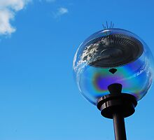 Truly Blue - City In a Ball by primovista