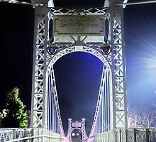 Queens Park Bridge by Rob Smith