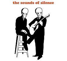 The sounds of silence Photographic Print
