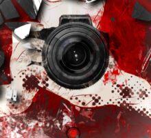 Photographer 5 Sticker