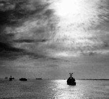 On The Bay by Suni Pruett