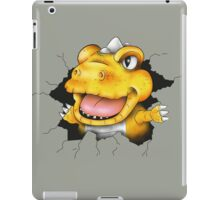 The jurassic pest iPad Case/Skin