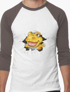 The jurassic pest Men's Baseball ¾ T-Shirt