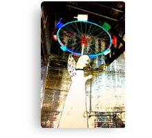 Inside Outsider Angel Canvas Print