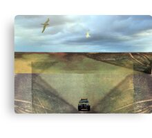 A Big Country Canvas Print