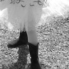 Cowgirl Ballerina by Deidre Cripwell