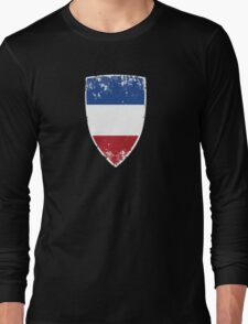 Flag of Netherlands Long Sleeve T-Shirt