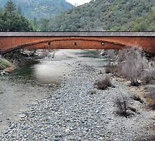 The Longest Covered Wooden Bridge in America by Lenny La Rue, IPA