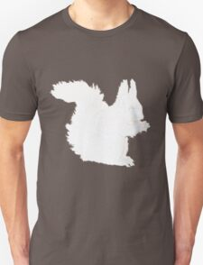 White squirrel Unisex T-Shirt