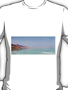 Israel, Dead Sea Panoramic view  T-Shirt