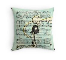 Journey for Insight Throw Pillow