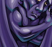 Gargoyle Blues Sticker