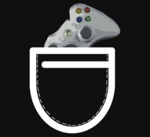 X360 Controller in the Pocket T-Shirt