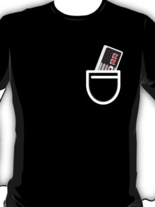 Nes Controller in the Pocket T-Shirt