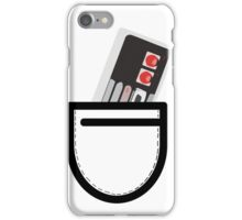 Nes Controller in the Pocket iPhone Case/Skin