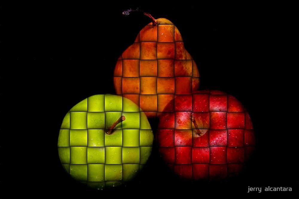 3 Fruits by jerry  alcantara