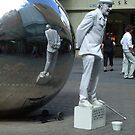 Statue in Motion by Sarah Mosbey
