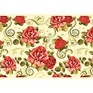 Mug - Roses by © Kira Bodensted