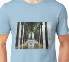 Floral Reflection Unisex T-Shirt