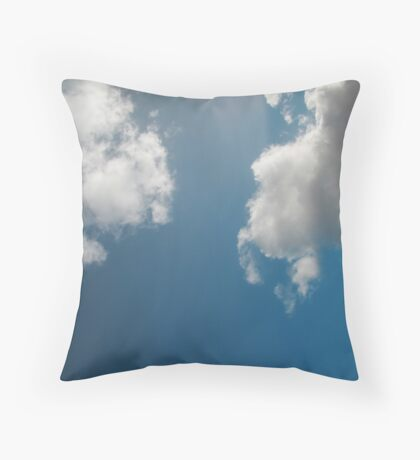 The Red Sea. Throw Pillow
