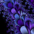 Purple Petals by Susan Sowers