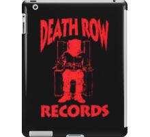 Death Row Collection iPad Case/Skin