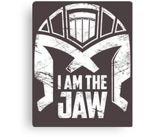 I Am The Jaw Canvas Print