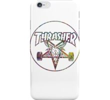 Thrasher  iPhone Case/Skin
