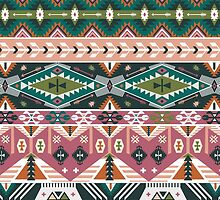 National american decorative pattern by tomuato