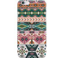 National american decorative pattern iPhone Case/Skin