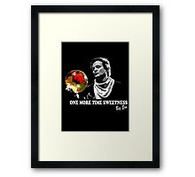 Kingpin - Big Ern Framed Print