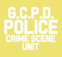 Gotham City Police Department - Batman One Piece - Short Sleeve