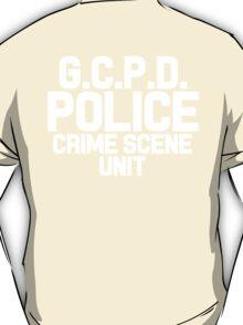 Gotham City Police Department - Batman T-Shirt