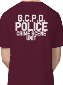 Gotham City Police Department - Batman Classic T-Shirt