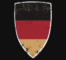 Flag of Germany by quark
