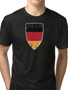 Flag of Germany Tri-blend T-Shirt